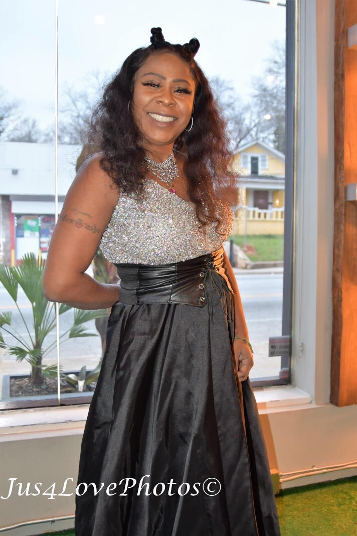 Hand Made Long vintage gown $99.00 plus shipping and handling please call or text 3127781367 for this special order